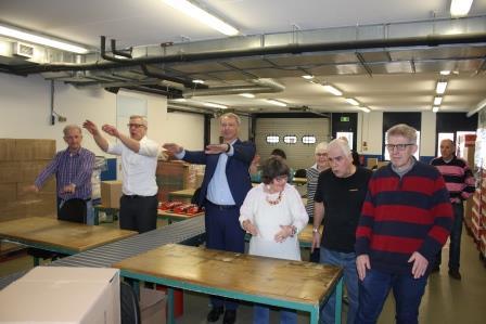 IJmond Werkt! en Heliomare breiden samenwerking uit met vitaliteitsprogramma