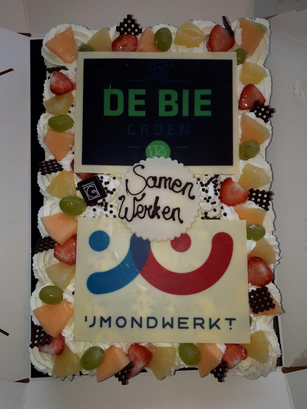IJmond Werkt! en De Bie Groen bezegelen samenwerking