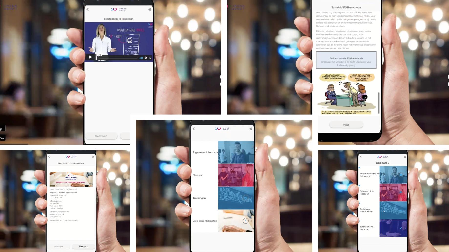 IJmond Werkt! breidt dienstverlening uit met digitaal leerplatform: IJmond Werkt! Academy